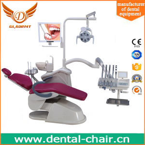 China Dental Supply Dental Chair Fashion Color Cushion pictures & photos