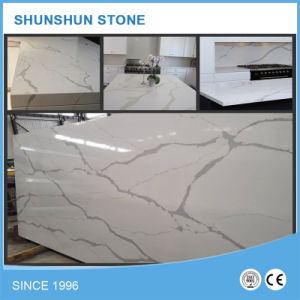 Best-Selling White Quartz Worktop for Home pictures & photos