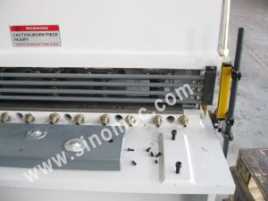 Cutting Machine QC11k-4X2500 pictures & photos