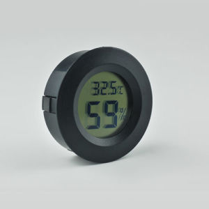 Digital Thermometer Hygrometer Temp Humidity LCD pictures & photos