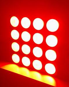 16X10W LED Matrix Beam Effect Light (LED Matrix Beam 1610) pictures & photos