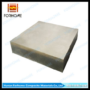 Cupronickel CuNi 9010 Cladding Steel Bimetallic Plate for Tubesheets pictures & photos