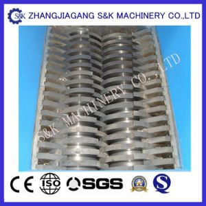 Plastic Barrel Shredder Machine for Making The Flakes pictures & photos