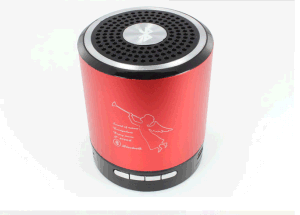 New Style Aluminium Alloy Wireless Bluetooth Speaker