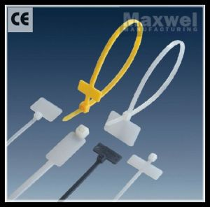 Durable Top Quality Nylon Cable Accessories/ Cable Marker pictures & photos