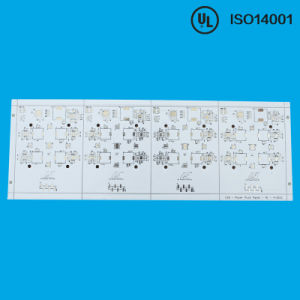 High Power MCPCB with Lead Free HASL pictures & photos