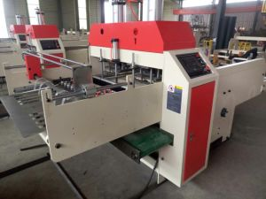 Double Lines Vest Bag Bag Making Machine with SGS Approval pictures & photos