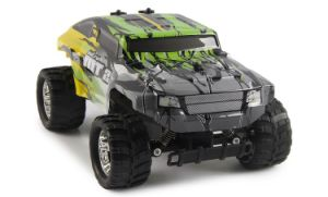 080915-40MHz Racing Buggy Big Foot / Anti-Shock Remote Control Toy pictures & photos