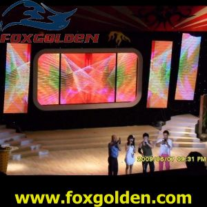 4mm Pixel Pitch LED Display Indoor Rental LED Display pictures & photos