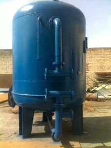 Mechanical-Sand Filter with Ss304 Ss316L pictures & photos