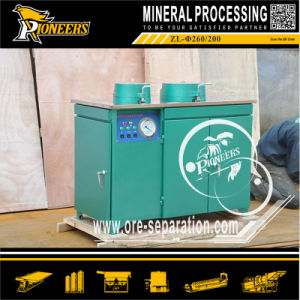 Lab Ore Testing Assay Mineral Filting Vacuum Filter in Laboratory