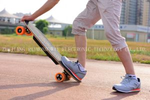 Longboard Four Wheel Electric Skateboard with Ce pictures & photos