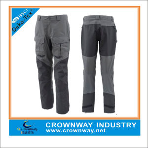 Hot Sales Waterproof Dry Fast Mens Fishing Trousers pictures & photos