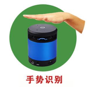 Hand-Gesture Recognition Wireless Bluetooth Speaker