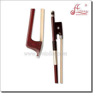 Brazilwood Round Stick Violin Bow (WV800) pictures & photos