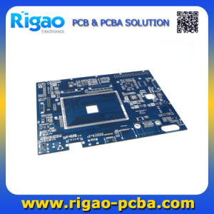 DVR PCB Board with Blue Solder Mask pictures & photos