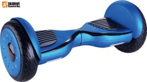 Two Wheel Balance Electric Scooter 10 Inches Blue