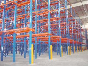 Drive in Warehouse Storage Metal Pallet Rack pictures & photos