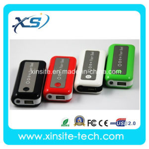 5200mAh Top Quality New Mobile Power Bank with LED Light (XST-PB005)