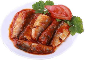 Hot Selling 125g Canned Sardine in Tomato Sauce pictures & photos
