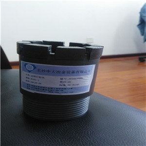 Bq Nq Hq Pq Diamond Impregnated Diamond Core Drill Bit pictures & photos