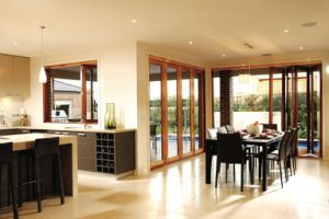 Superhouse Australia Luxury Sliding Folding Door with Factory Price pictures & photos