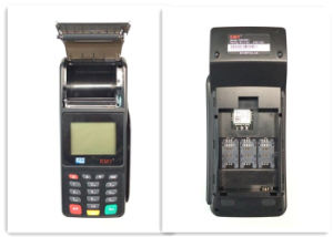 Mobile Bus Ticketing POS with Magnetic RFID IC Card Reader pictures & photos