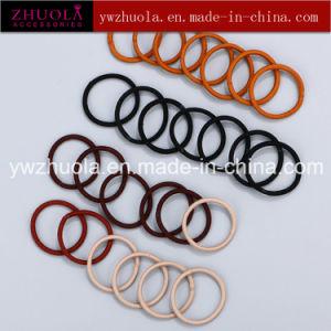 Elastic Hair Tie, Elastic Loop, Ponytail Holder pictures & photos