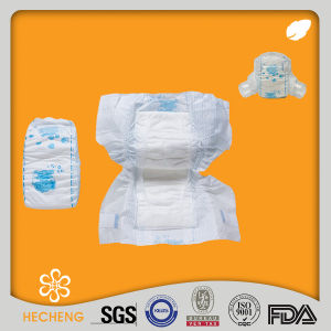 Good Water Lock Capacity Baby Diapers Nappies pictures & photos