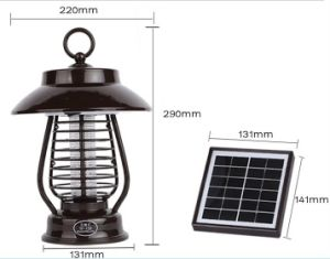 Solar Powered Insect Pest Mosquito Killer pictures & photos
