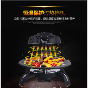18 Inch Pizza Electric Conveyor Pizza Oven (ZJLY) pictures & photos