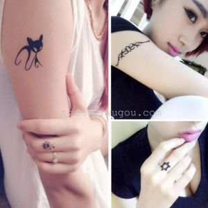 Eco-Friendly Tattoo, Tatto for Women, Fun Stickers pictures & photos