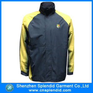 China Garment Factory High Quality Fashionable Fleece Jacket