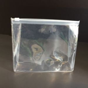 Skin Care or Cosmetic Clear PVC Packing Bag for Travel pictures & photos
