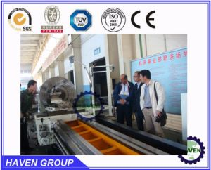 CW61160DX10000 Horizontal Heavy Duty Precision Lathe Machine pictures & photos