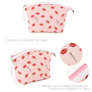 Simple Cosmetic Bag with Full Logo Printing for Sell pictures & photos