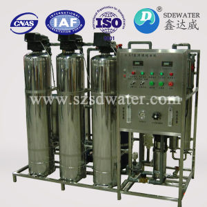 500L/H RO System Drinking Water Plant pictures & photos