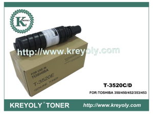 Compatible Copier Toner Cartridge for T-3520 pictures & photos