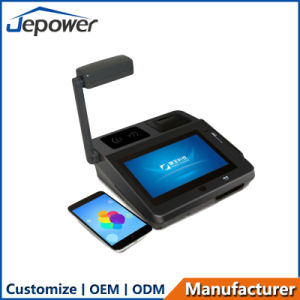 Jp762A Android All in One Qr Code Payment Cash Register POS Terminal pictures & photos