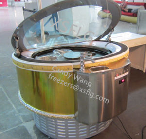 Italian Gelato Ice Cream Display Freezers (CE) pictures & photos