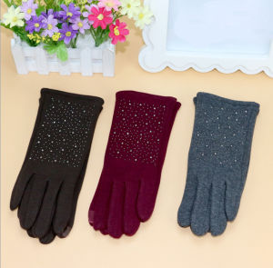 New & Trendy High Quality Promotional Touchscreen Gloves pictures & photos