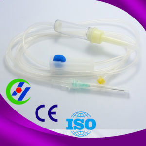 Disposable Scalp Vein Set with CE Approved