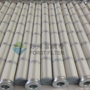 Forst Dust Collector Pleated Cartridge Filter pictures & photos