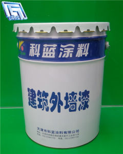 20L Round Tinplate Barrels for Chemical Oil Use