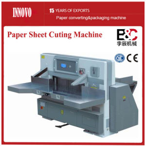 Digital Display Paper Cutting Machine pictures & photos