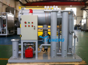 Jt Coalescing and Dehydration Oil Filter Machine with Low Viscosity pictures & photos