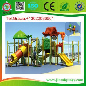 Playground Slide, Amusement Park Slide, Baby Playground (JMQ-P042A)