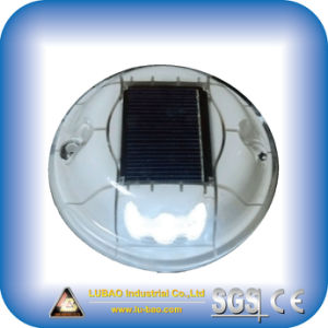 Solar LED Plastic Road Stud