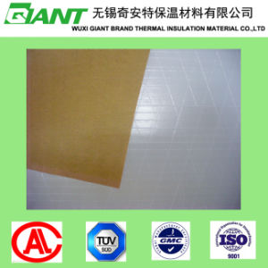 Pearlescent BOPP Laminated Kraft Scrim Paper Packing Building Material pictures & photos