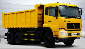 Dongfeng 20 Tons Heavy Duty Self Unloading Tipper pictures & photos